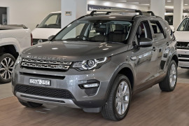 Land Rover Discovery Sport HSE L550  SD4