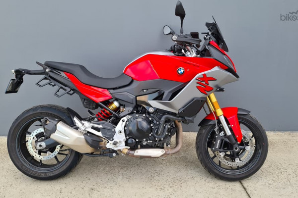 2020 BMW F 900 F XR Tour Motorcycle
