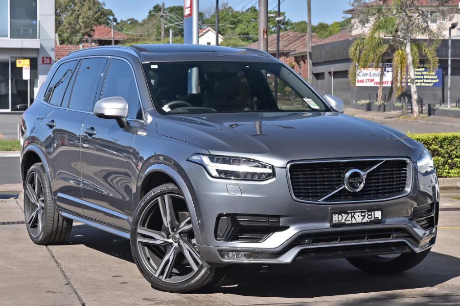 Demo 2019 Volvo Xc90 6581913 Five Dock Volvo Cars Five