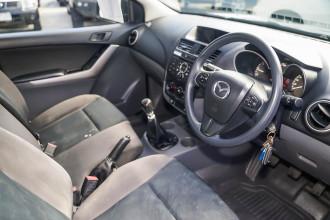 2016 Mazda BT-50 UR XT Cab chassis Image 5