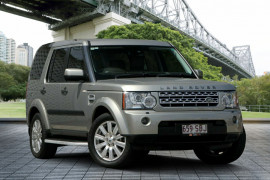 Land Rover Discovery 4 SDV6 CommandShift HSE Series 4 MY12