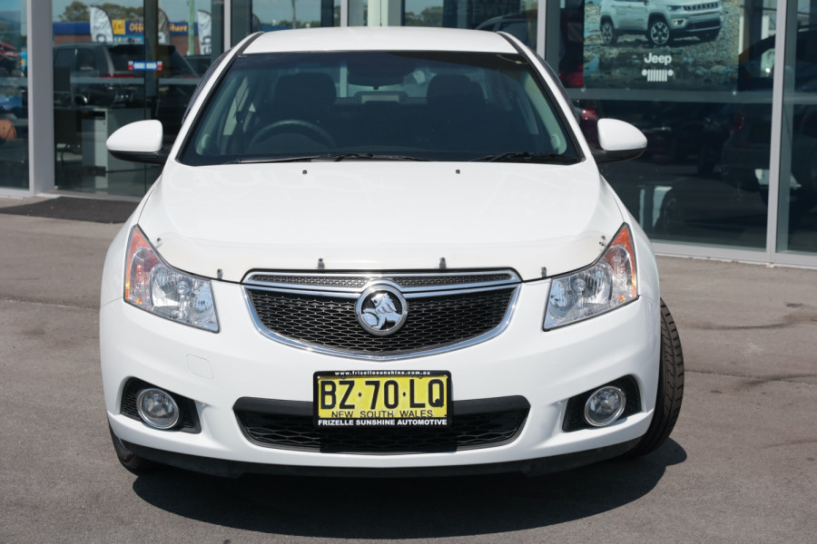 2013 Holden Cruze Vehicle Description. JH  II MY13 CD Sedan 4dr Man 5sp 1.8i CD Sedan Image 2