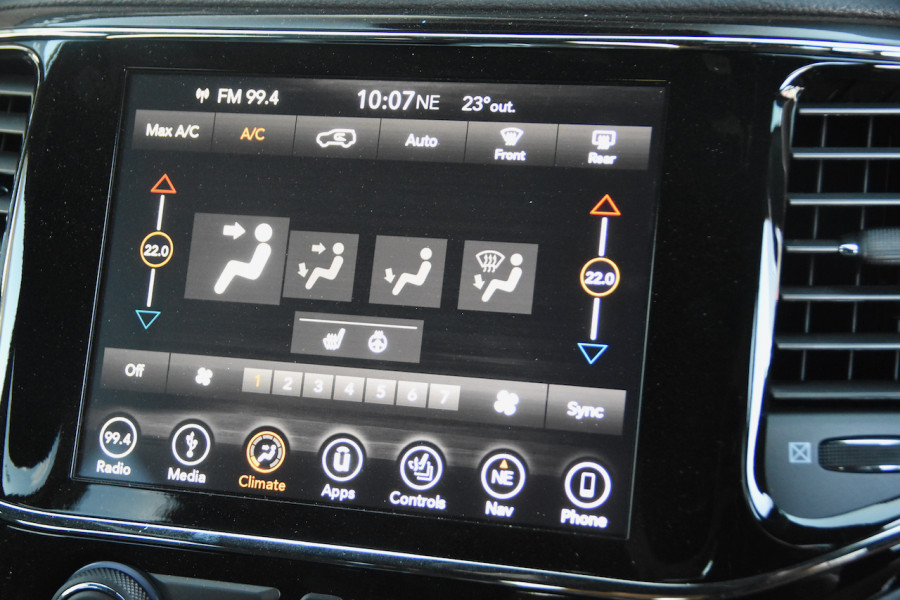 2019 Chrysler Grand Cherokee LIMITED 4x4 3.0LT/D 8Spd Auto Wagon Image 15
