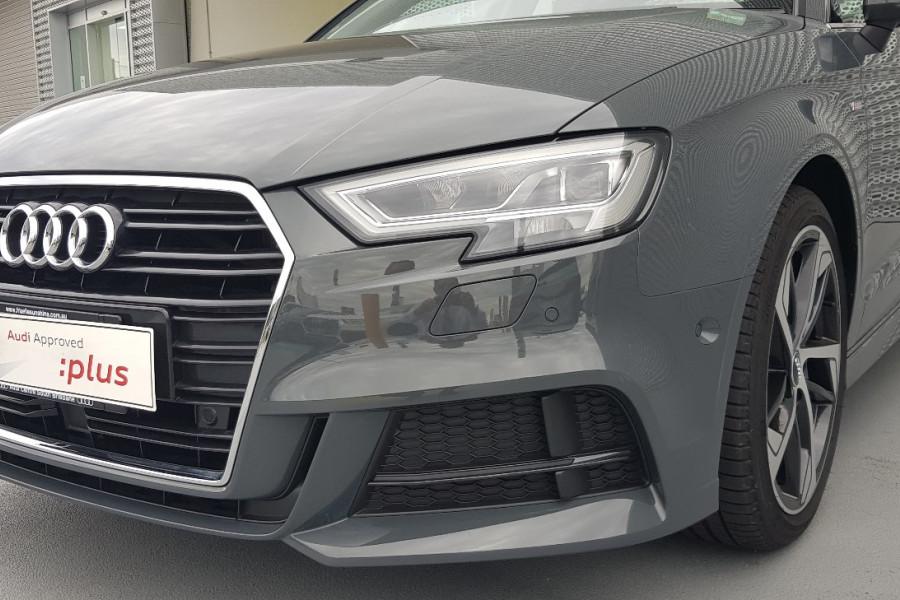 2019 MY20 Audi A3 8V MY20 40 TFSI Sedan Image 4