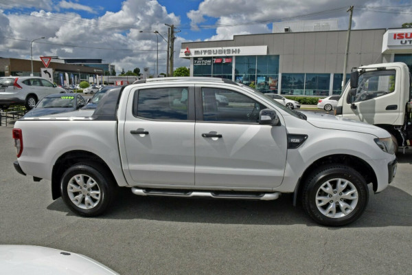 2015 Ford Ranger PX Wildtrak Double Cab Utility Image 5