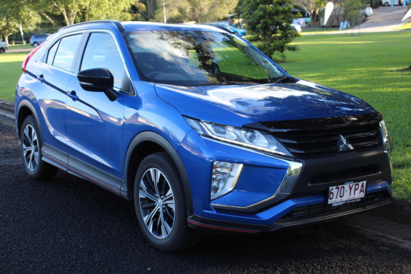 2018 Mitsubishi Eclipse Cross YA ES Sport Edition Suv