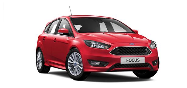 2018 MY16 Ford Focus LZ Sport Hatchback