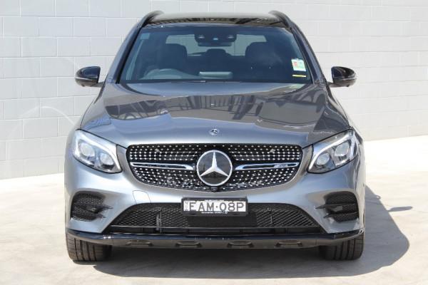 2018 Mercedes-Benz GLC SUV X253 GLC SUV Wagon Image 3