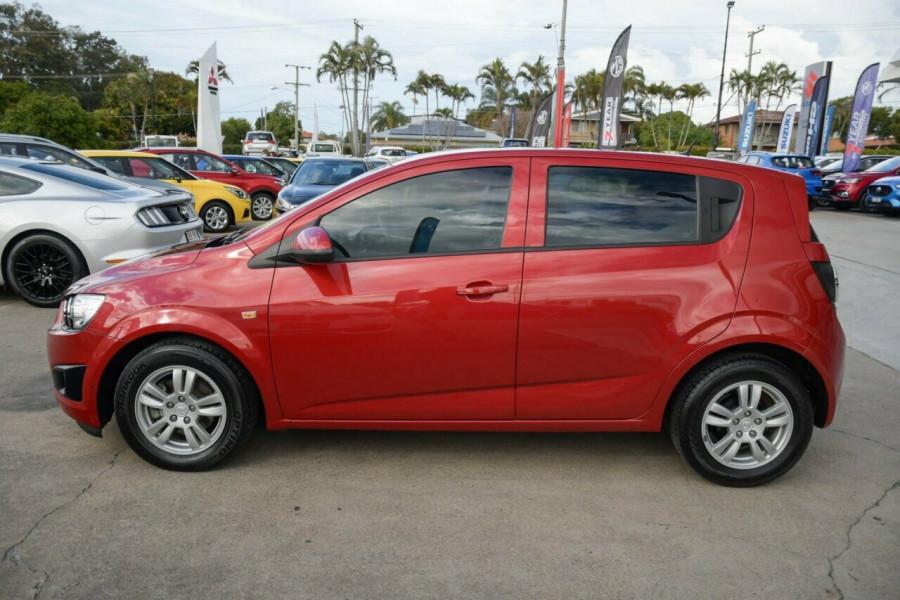 2012 Holden Barina TM Hatchback Image 7