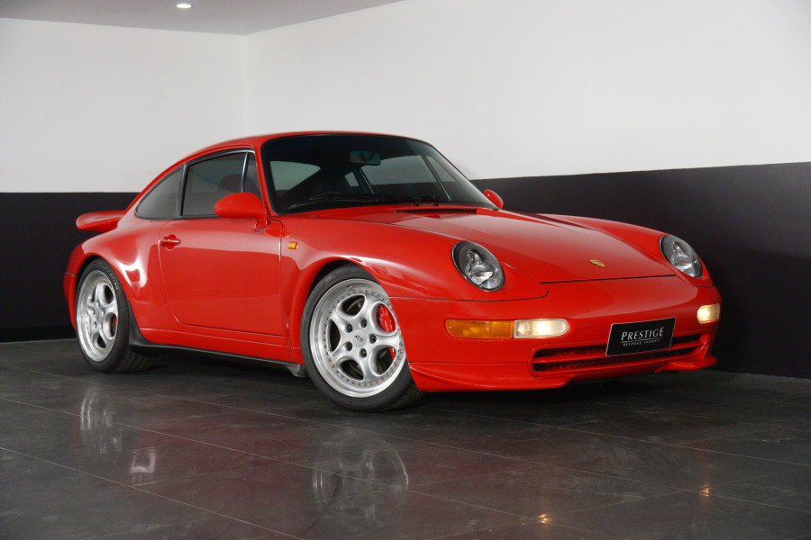 1996 Porsche 911 Porsche 911 Rs Touring Man Rs Touring Coupe