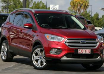 Ford Escape Titanium PwrShift AWD ZG