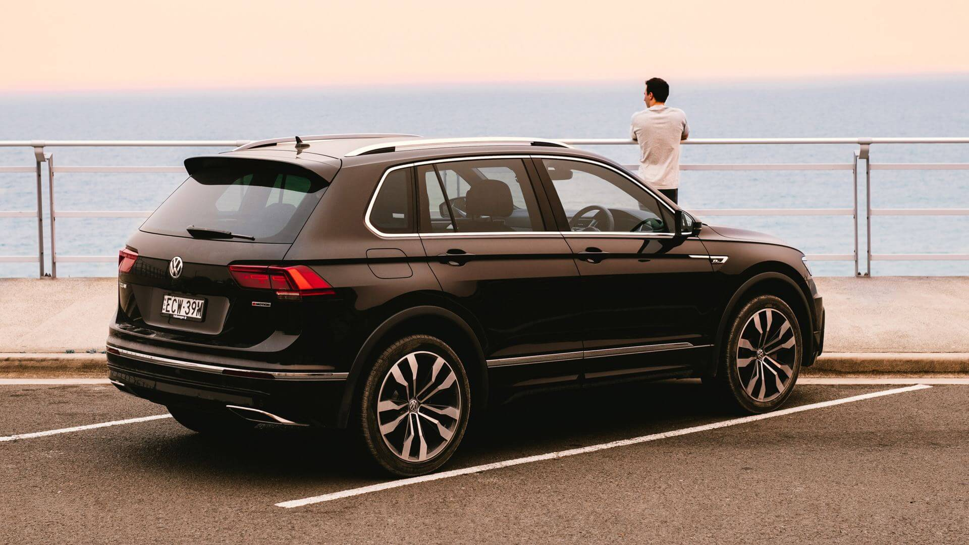 <strong>Tiguan</strong><br>The perfect getaway vehicle Image