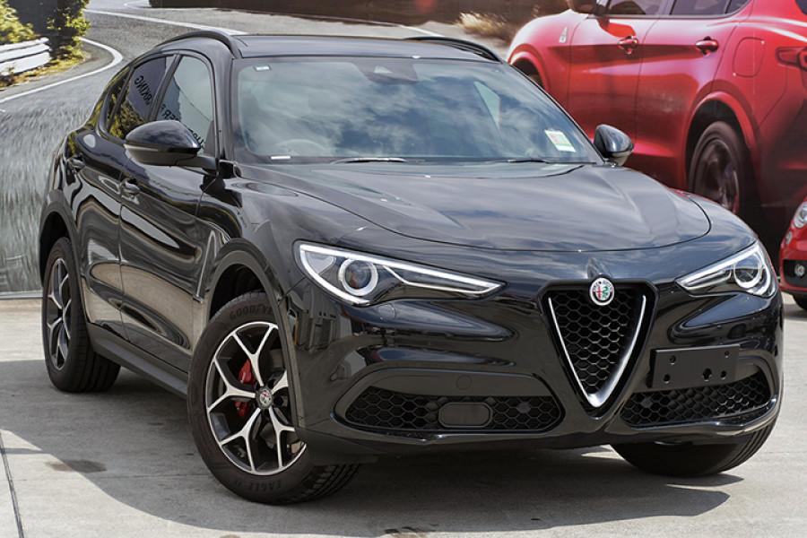 2018 Alfa Romeo Stelvio Stelvio Suv Mobile Image 1