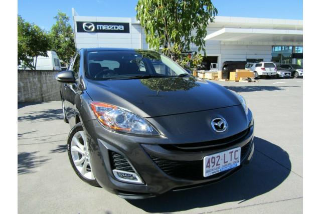 2009 Mazda 3 BL10L1 SP25 Activematic Hatchback