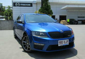 Skoda Octavia RS Sedan DSG 162TSI NE MY15.5