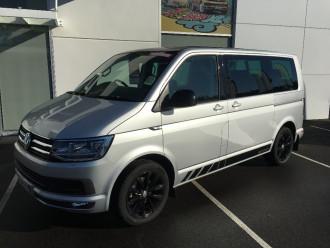Volkswagen Multivan Black Edition T6