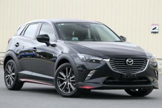 Mazda CX-3 sTouring SKYACTIV-Drive i-ACTIV AWD DK4WSA