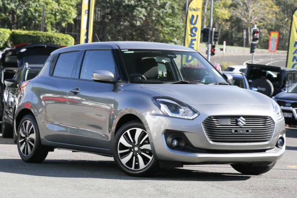 Suzuki Swift GLX AZ Series II