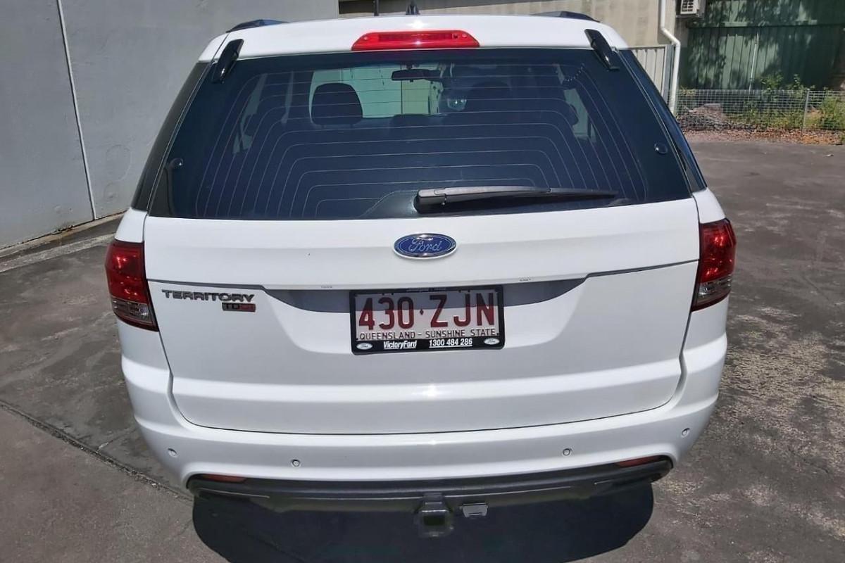 2013 Ford Territory SZ TX Wagon