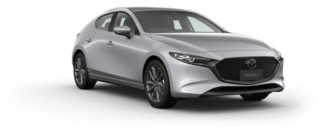 2020 Mazda 3 BP G20 Evolve Hatch Hatchback Mobile Image 6