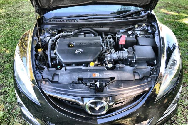 2012 Mazda 6 GH1052 MY12 Luxury Sports Hatch Image 3