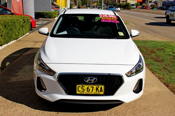 2018 MY19 Hyundai I30 PD2  Active Hatchback Image 3