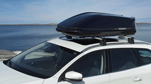 "Roof box, ""Sport Time 2003"""