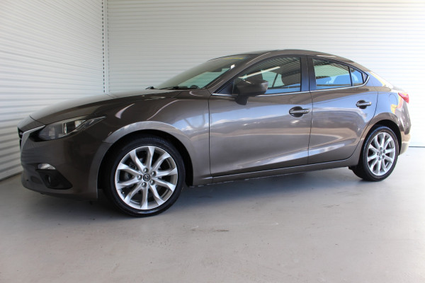 2014 Mazda 3 BM5238 SP25 Sedan