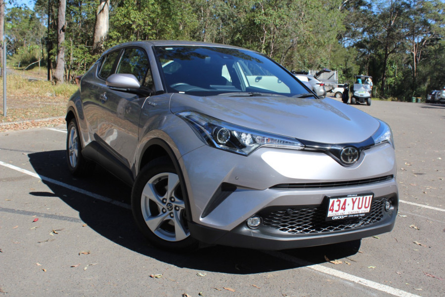 2018 Toyota C-hr NGX10R Image 2