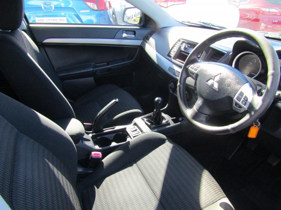 2012 Mitsubishi Lancer CJ MY12 ES Sedan Image 8