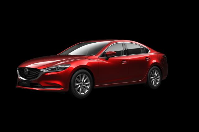 2021 Mazda 6 GL Series Sport Sedan Sedan