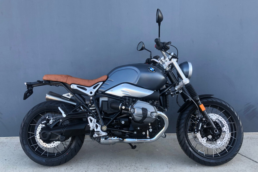 2019 BMW R Nine T Scrambler Motorcycle