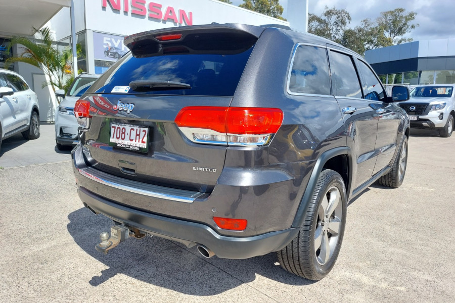 2015 Jeep Grand Cherokee Limited Image 5