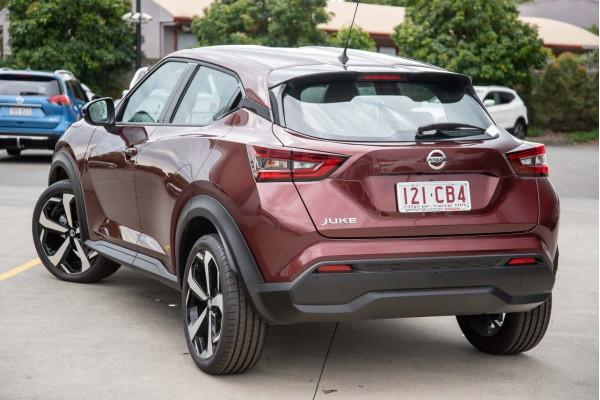 2020 MY21 Nissan JUKE F16 ST-L Hatchback Image 5