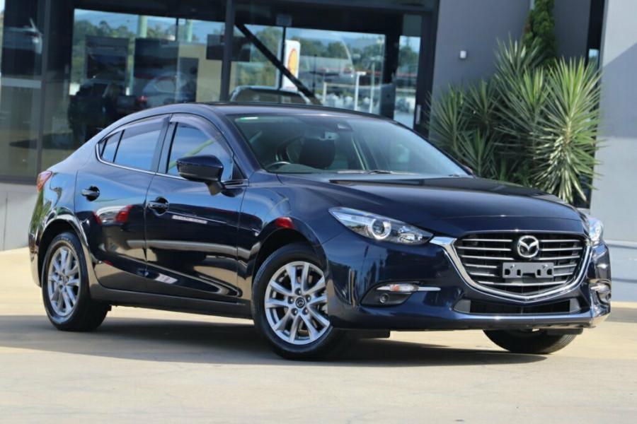 2017 Mazda 3 BN5278 Maxx SKYACTIV-Drive Sedan