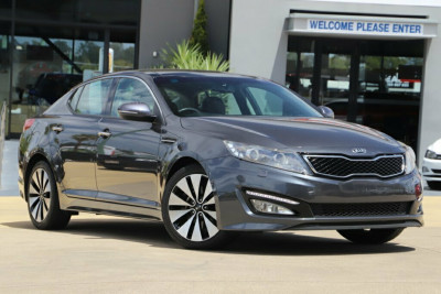 2012 MY13 Kia Optima TF Platinum Sedan