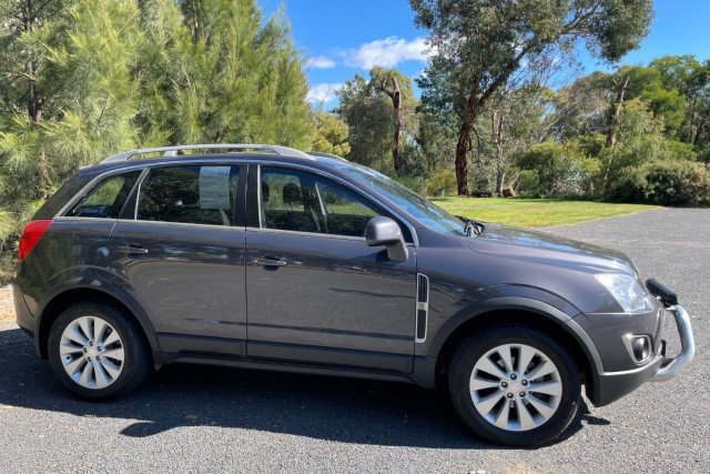 2015 Holden Cgd Captiva LT
