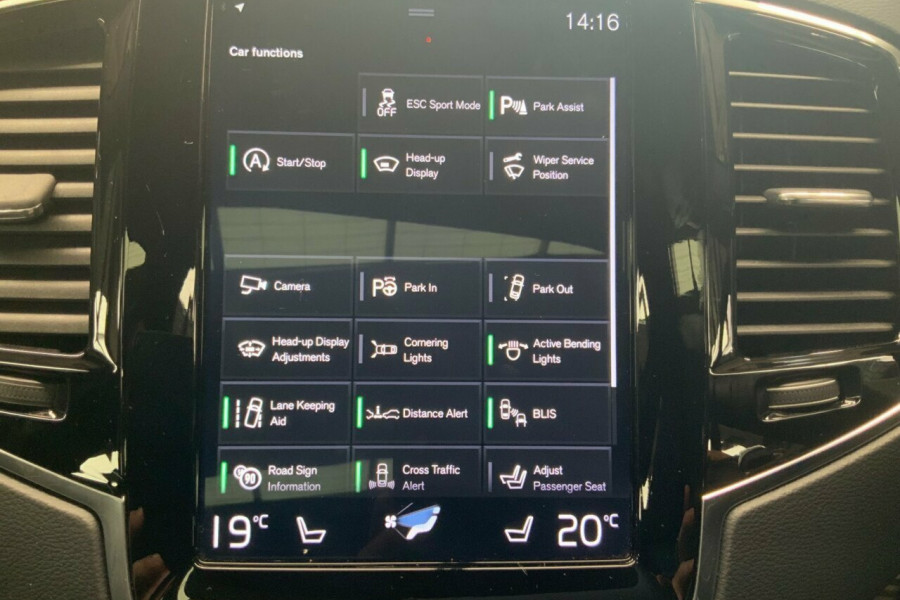 2018 MY19 Volvo XC90 256 MY19 D5 R-Design (AWD) Suv Image 13