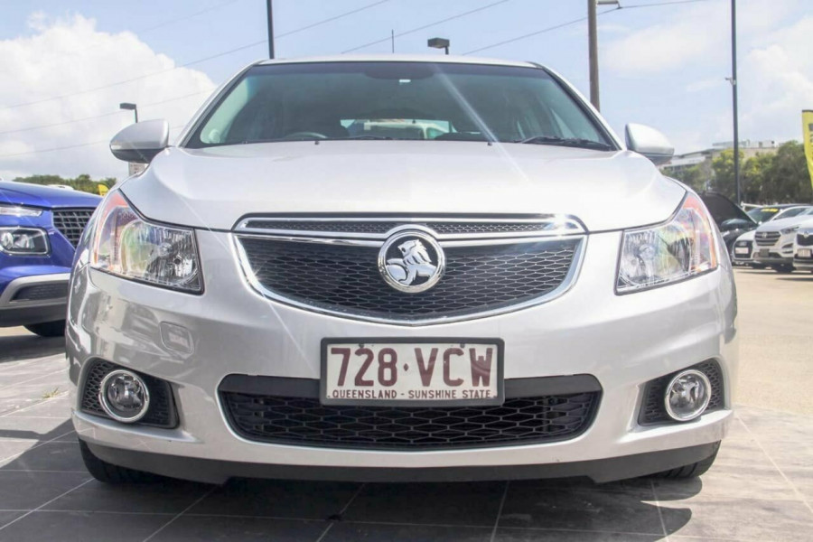 2014 Holden Cruze JH MY14 Equipe Hatchback