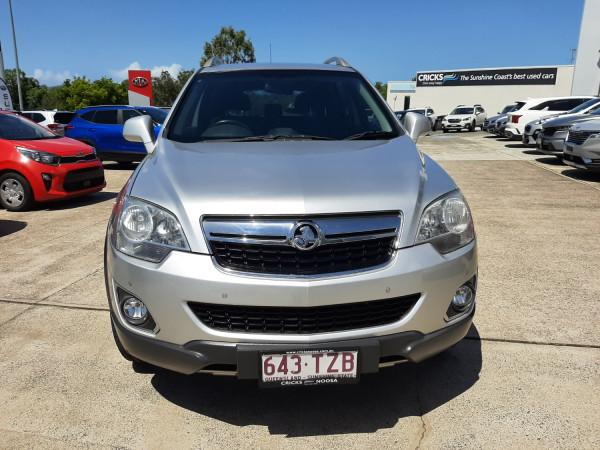 2011 Holden Captiva CG Series II 5 Suv Image 2