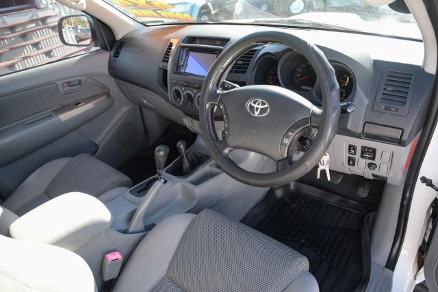 2011 Toyota HiLux KUN26R MY10 SR5 Utility Image 8