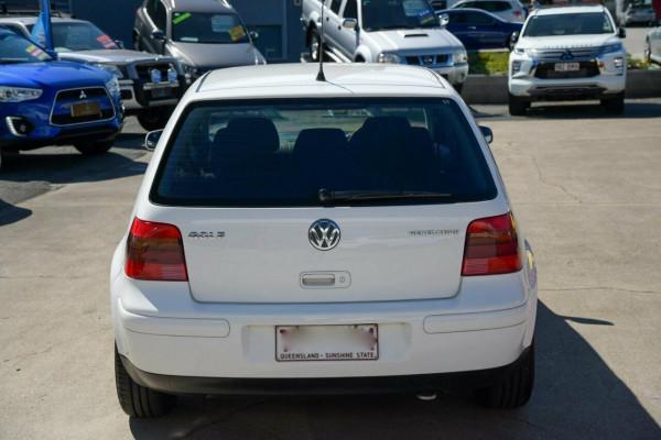 2003 Volkswagen Golf 4th Gen MY03 Generation Hatchback Image 3