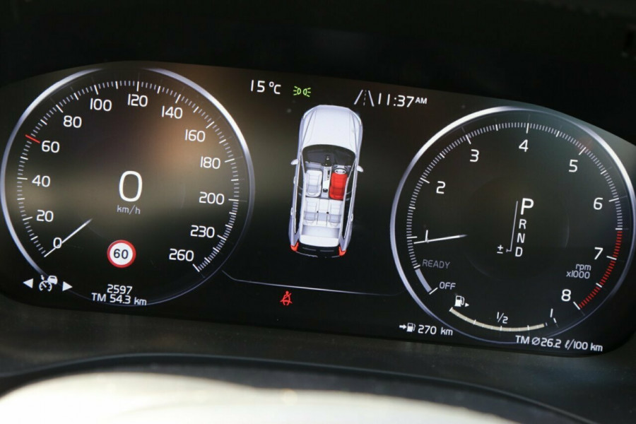 2018 MY19 Volvo XC60 UZ T5 Inscription (AWD) Suv Mobile Image 11