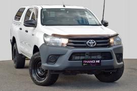 Toyota HiLux WORKMATE GUN125R