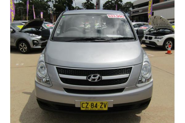 2014 Hyundai iLoad TQ2-V Van Van Image 2