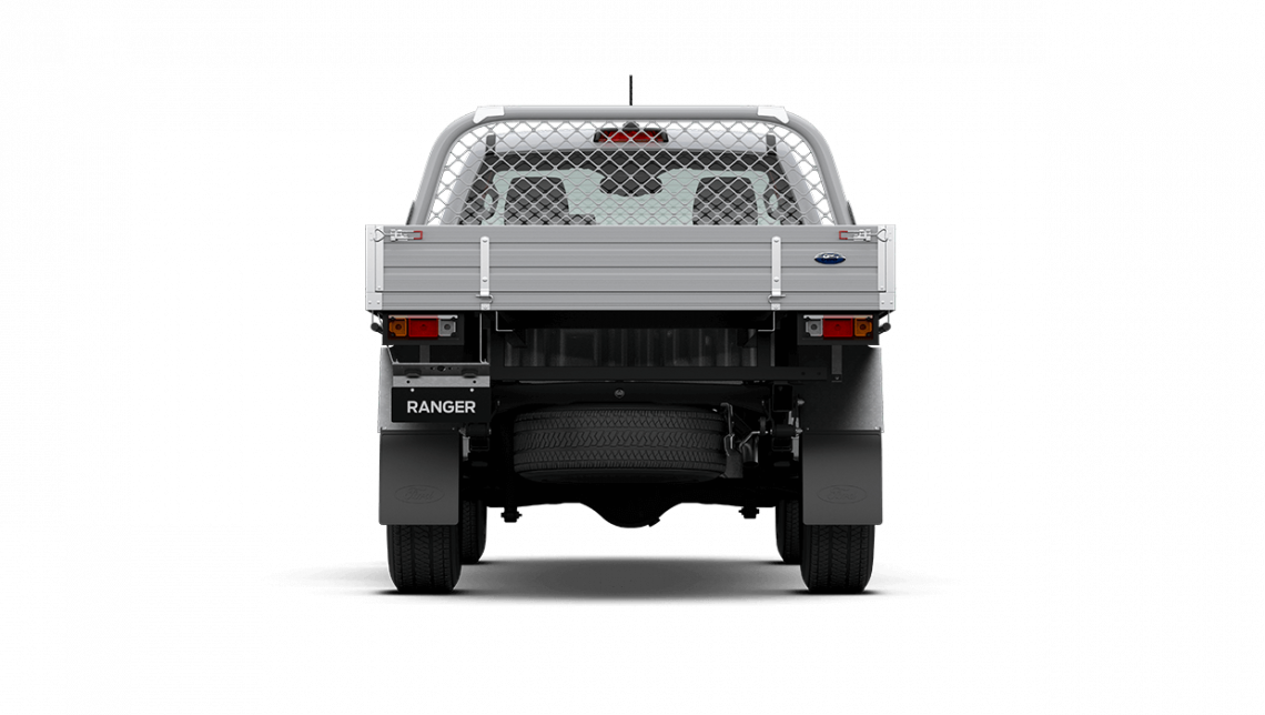 2020 MY21.25 Ford Ranger PX MkIII XL Single Cab Chassis Cab chassis Image 5
