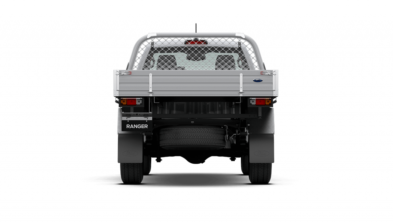 2021 MY21.25 Ford Ranger PX MkIII XL Single Cab Chassis Cab chassis Image 5