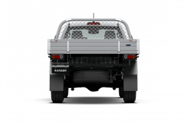 2020 MY21.25 Ford Ranger PX MkIII XL Single Cab Chassis Ute Image 5