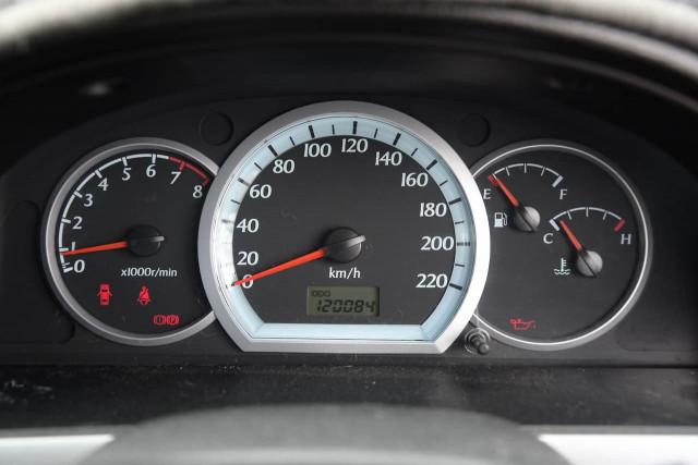 2007 Holden Viva JF MY08 Hatchback Image 9