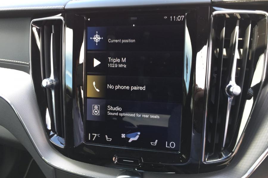 2019 Volvo XC60 UZ D5 R-Design Suv Image 17